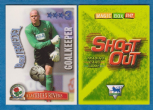 Blackburn Rovers Brad Friedel USA